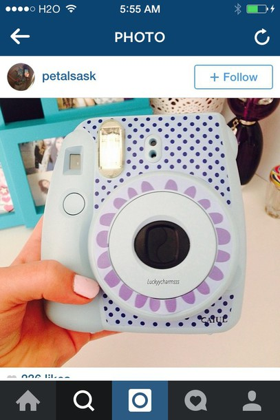 phone cover camera electro electronic polaroid camera photography