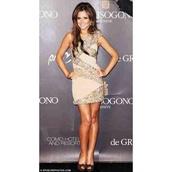 dress,cheryl cole style