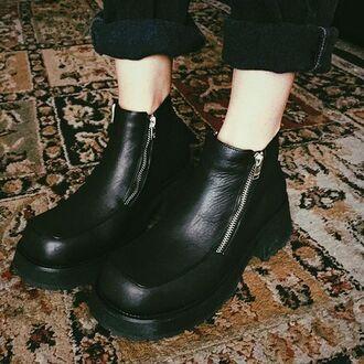 shoes zooji booties unif