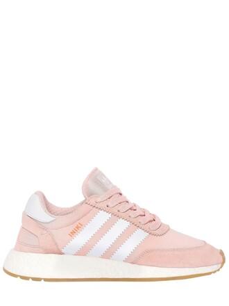 running sneakers sneakers pink shoes