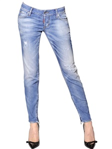 JEANS - DSQUARED -  LUISAVIAROMA.COM - WOMEN'S CLOTHING - SPRING SUMMER 2014