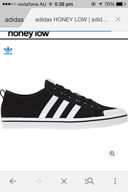 shoes black  white adidas shoes