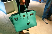bag,green