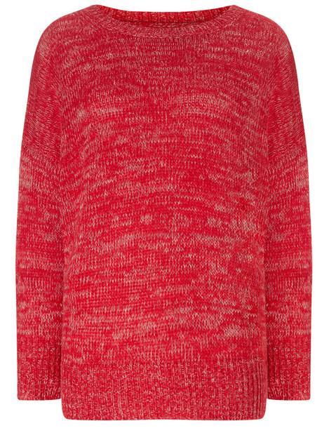 Isabel Marant etoile jumper red