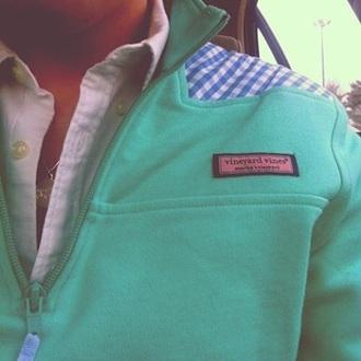 shirt shep shirt vineyard vines green
