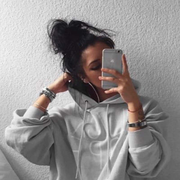 jacket grey tumblr outfit tumblr clothes tumblr girl