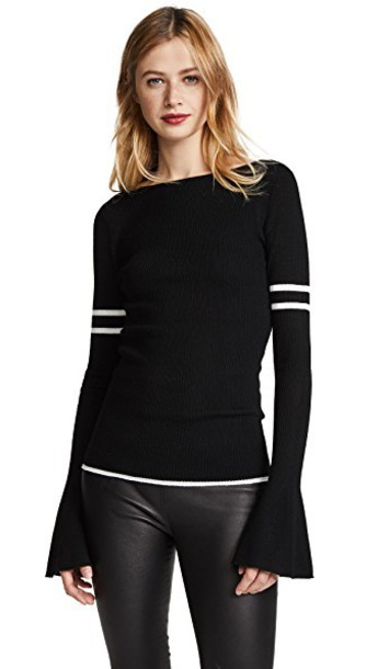 FRAME sweater noir