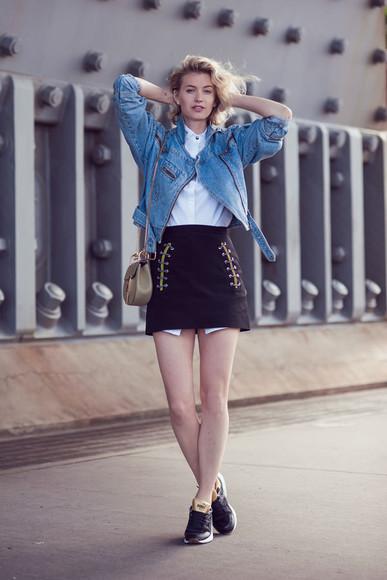 zanita blogger bag jacket