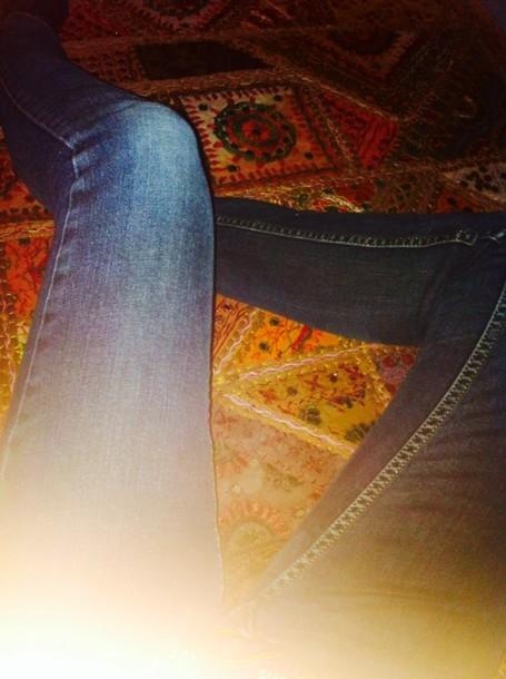 jeans denim me ha indie rug help?