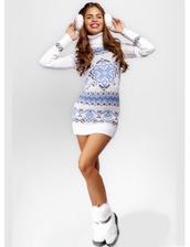 dress,zefinka,christmas,snow,snowflake,christmas dresses,white,norway,norway style