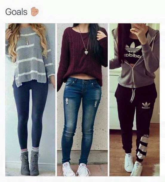 Cute Girl Outfits Tumblr