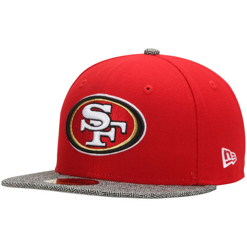 San Francisco 49ers Hats - 49ers Hat - Snapback - New Era - SF ... 623f7db019b