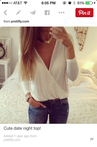 blouse blouse top