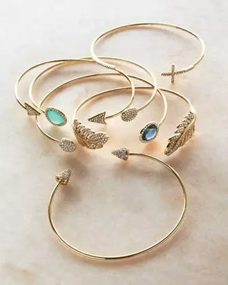 hair accessory gold ring turquoise jewelry turquoise stone gold bracelet arrow feathers