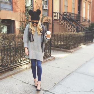 atlantic pacific blogger shoes hat jacket sunglasses dress