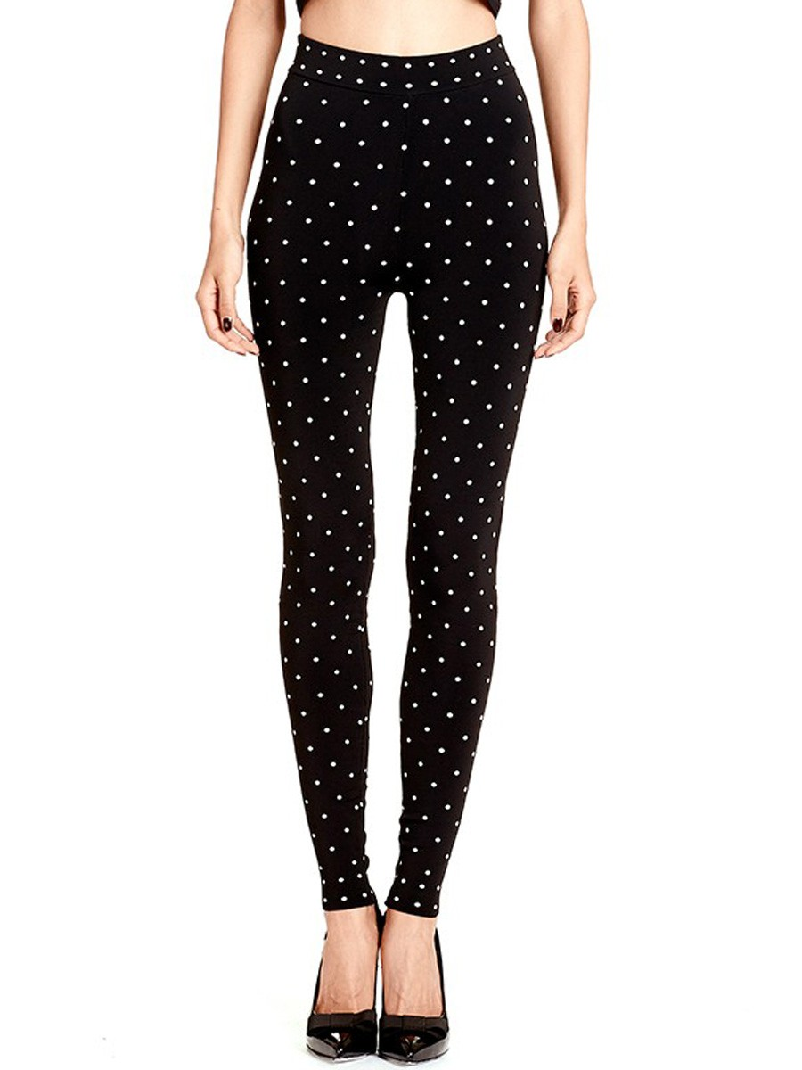 Beverly pants polka dot