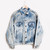 RWDZ x Levis Studded Acid Vintage Jacket | RUNWAYDREAMZ