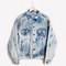 Rwdz x levis studded acid vintage jacket | runwaydreamz