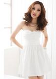 Sirenlondon — white performance dress