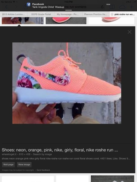 f0faa2654f47c4 shoes bright nike running shoes pink floral nike shoes nike shoes with  flowers pink sneakers low