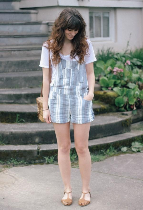 the mop top t-shirt bag shoes