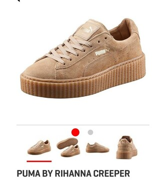 shoes rihanna rihanna pumas rihanna puma rihanna style sneakers puma puma sneakers creepers mens shoes