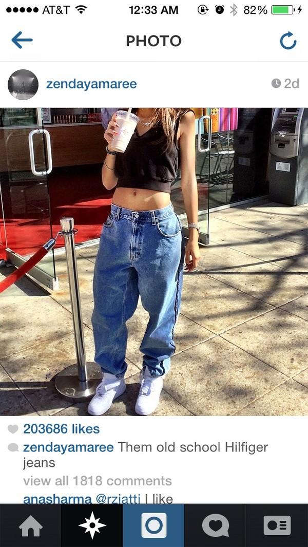jeans tommy hilfiger zendaya