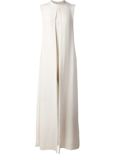 Valentino Sleeveless Flowing Gown - Stefania Mode - Farfetch.com