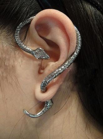 jewels snake cool earrings