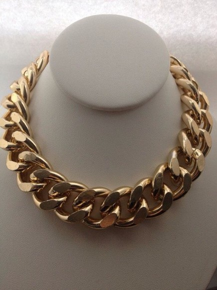 jewels gold chain necklace thick chain thick link chain link chain necklaces gold chain necklace gold chain