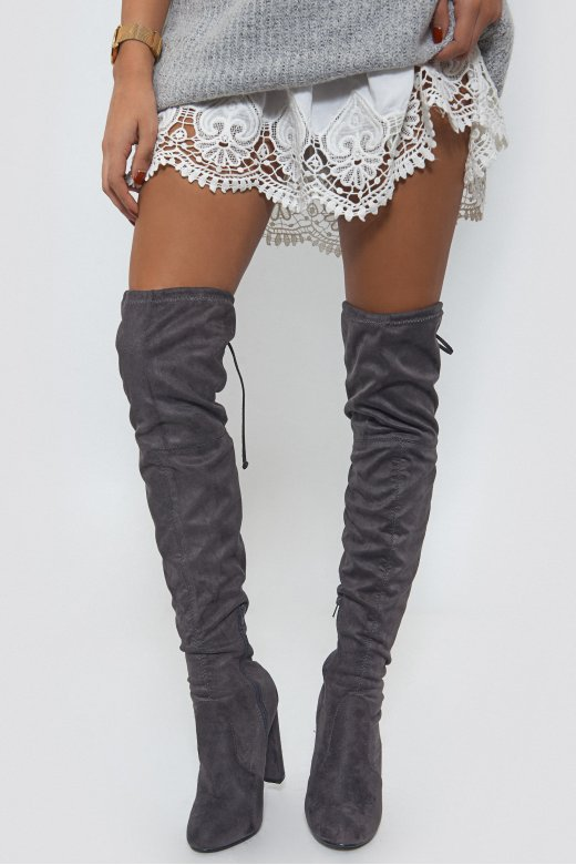 Knee-High Boots Women's Boots: Find the latest styles of Shoes from specialtysports.ga Your Online Women's Shoes Store! Get 5% in rewards with Club O! Over-the-Knee Boots; Sam Edelman Womens Olencia Suede Pointed Toe Knee High Fashion Boots. 1 Review.