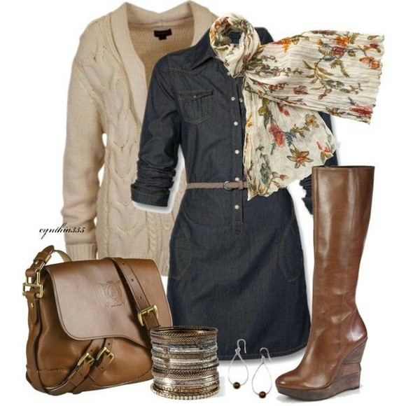 leather bag brown leather leather satchel brown leather satchel brown leather bag jacket dress scarf jewels shoes
