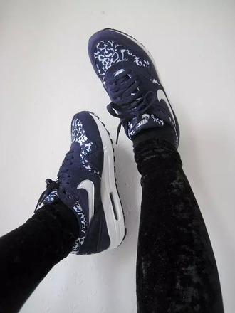 shoes nike air max leopard