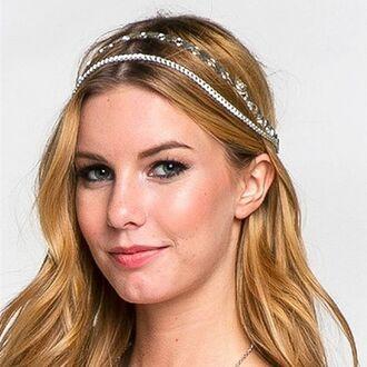hair accessory head chains headband headpiece zooshoo