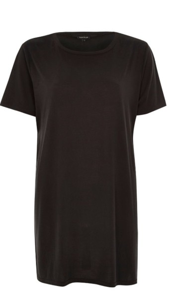 skirt long shirt
