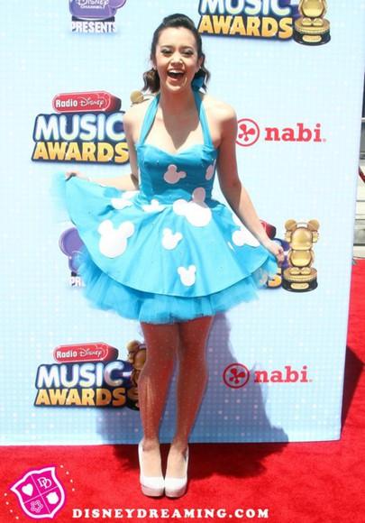disney Megan Nicole megan nicole disney clothes disney dress radio disney music awards radio disney