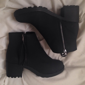 shoes boots ankle boots black boots