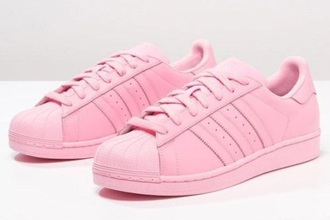 shoes adidas superstars pink sneakers adidas supercolor adidas shoes baby pink adidas superstar light pink pink
