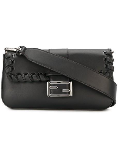 Fendi cross bag black