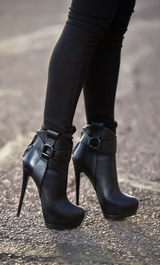 shoes black heels black high heels high heels high heel boots black high heel boots high heel booties black ankle boots black leather booties black leather high heel boots heeled black leather ankle bootsts black leather ankle boots