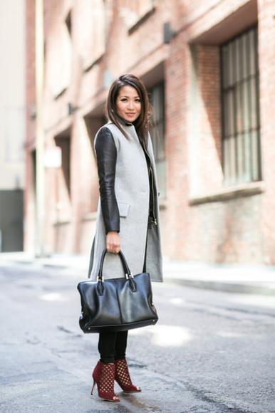 wendy's lookbook blogger top jacket bag