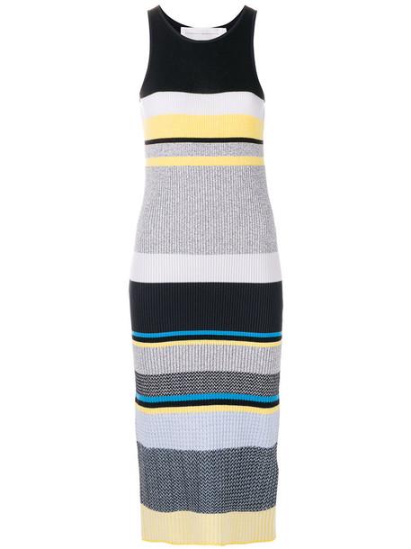Victoria Victoria Beckham dress women spandex wool knit