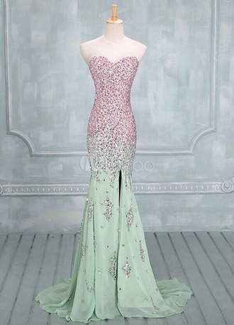 dress prom dress long prom dress 2014 prom dresses mermaid prom dress sequin prom dresses pink prom dress prom gems purple