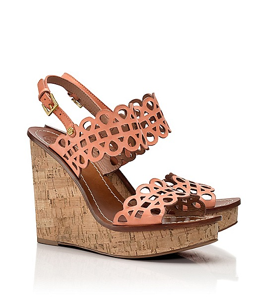 Tory Burch Nori Wedge Sandal  : Women's View All | Tory Burch