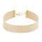 Chan luu sparkle choker necklace - gold