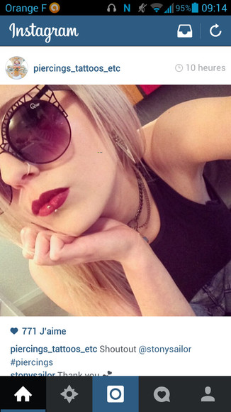 sunglasses vintage glasses summer glasses black soft grunge cute goth hipster gothic piercings