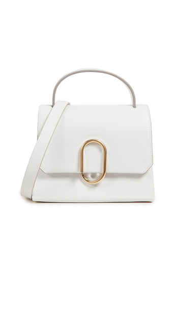 3.1 Phillip Lim Alix Mini Top Handle Satchel in white