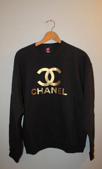 shirt chanel