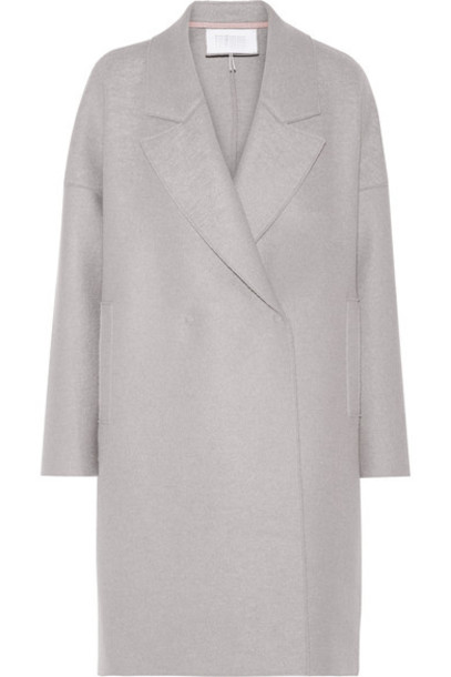 coat oversized wool