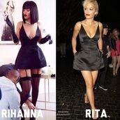 dress,mini dress,black dress,satin dress,red carpet,little black dress,holt girl,cute dress,holt